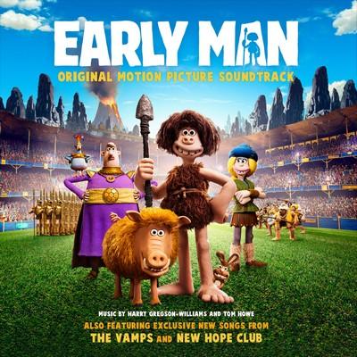 دانلود موسیقی متن انیمیشن Early Man