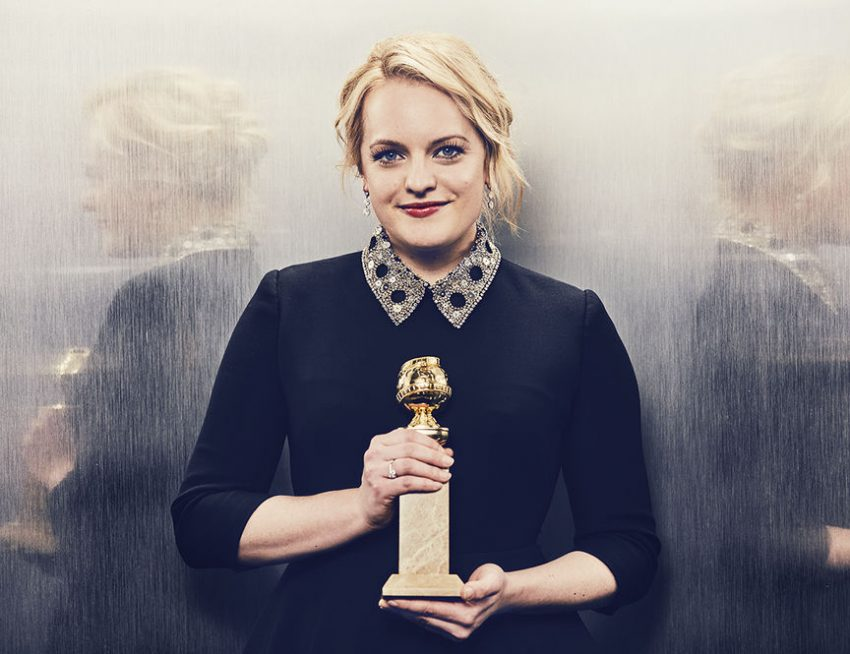 Elisabeth Moss- Best Performance by an Actress in a Television Series, Drama, The Handmaid's Tale