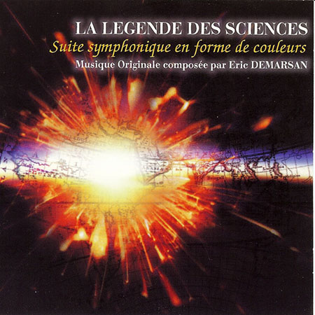 دانلود موسیقی متن سریال La Légende des sciences