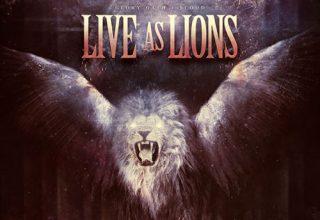 دانلود آلبوم موسیقی Live as Lions توسط Glory Oath + Blood