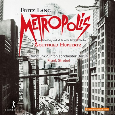 دانلود موسیقی متن فیلم Metropolis