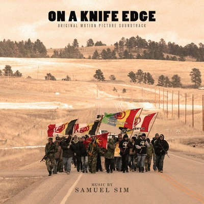 دانلود موسیقی متن فیلم On a Knife Edge