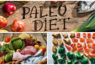 رژیم غذایی پالئو