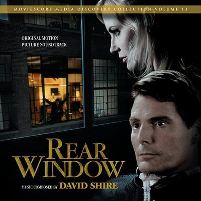 دانلود موسیقی متن فیلم Rear Window