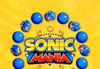 دانلود موسیقی متن بازی Sonic Mania