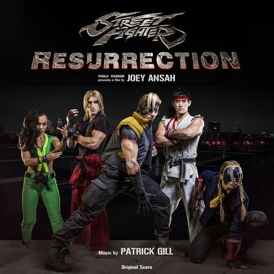 دانلود موسیقی متن سریال Street Fighter: Resurrection