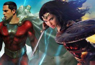 Wonder Woman Shazam!