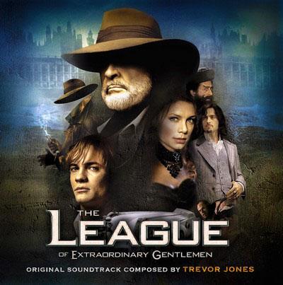 دانلود موسیقی متن فیلم The League of Extraordinary Gentlemen