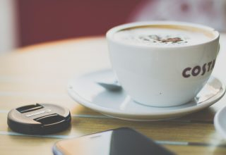 Beverage Caffeine Cappuccino Coffee Wallpaper