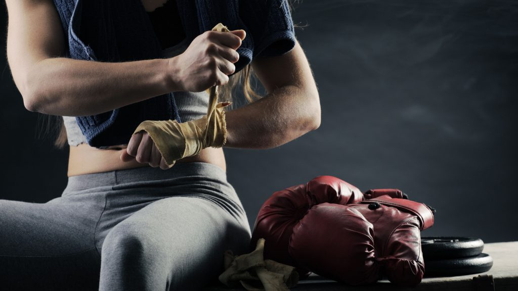 Boxing Widescreen Wallpaper