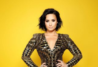 Demi Lovato Echame La Culpa Photoshoot Wallpaper