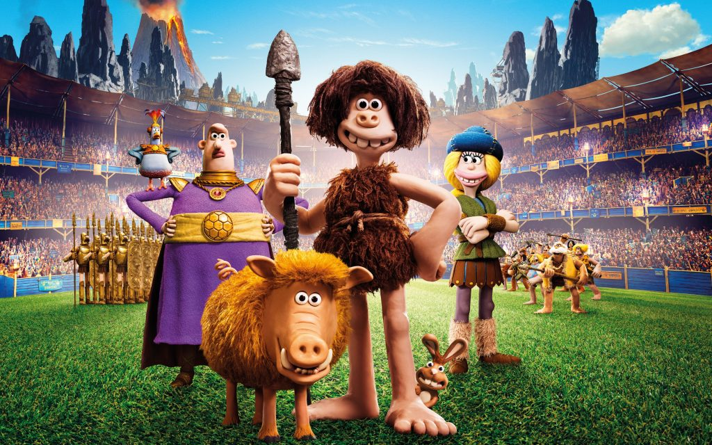 Early Man Animation 2018 Wallpaper