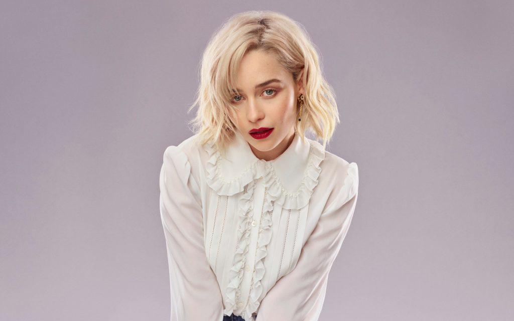 Emilia Clarke 2018 Wallpaper