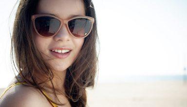 Hailee Steinfeld Sunglasses Wallpaper