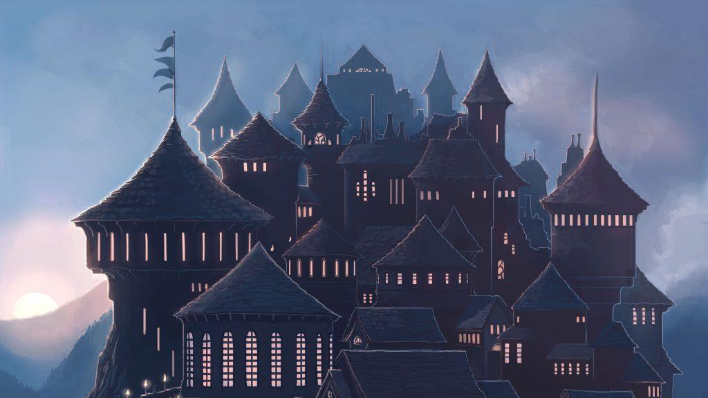 Hogwarts Harry Potter School Wallpaper