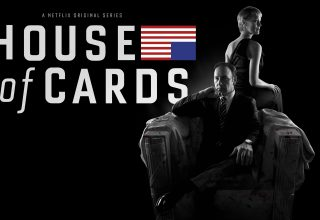House of Cards TV Show Widescreen Wallpaper
