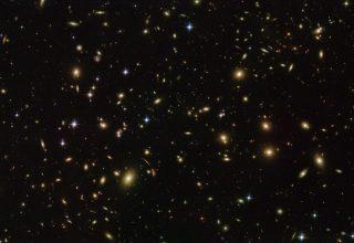 خوشۀ کهکشانی آبل 2163
