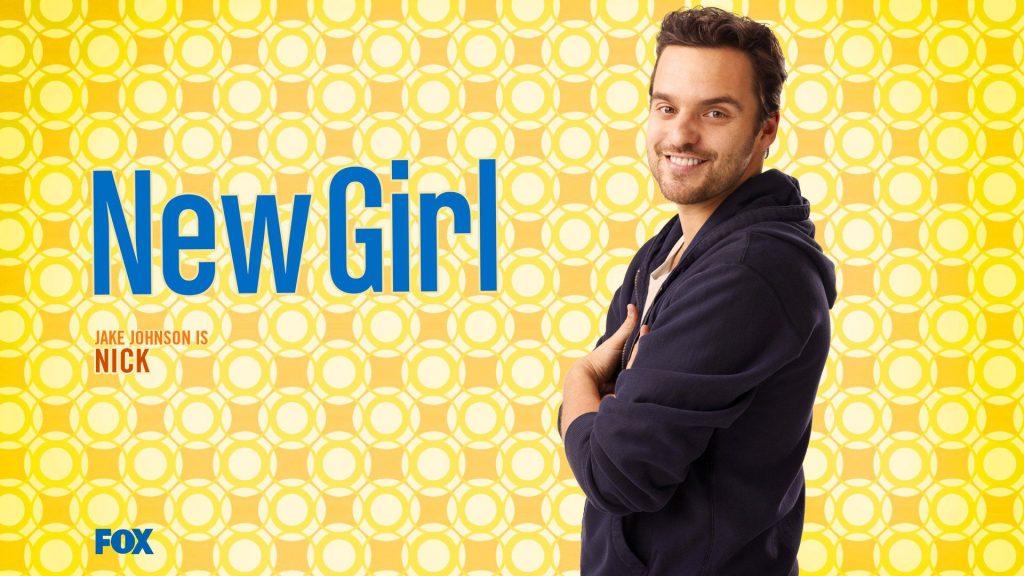 Jake Johnson New Girl Desktop Wallpaper