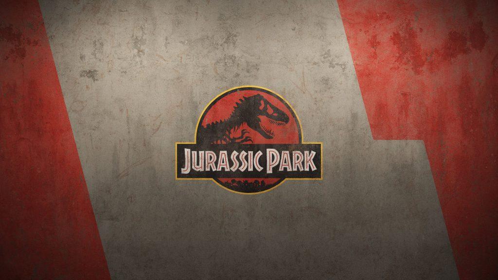Jurassic Park Logo Wallpaper