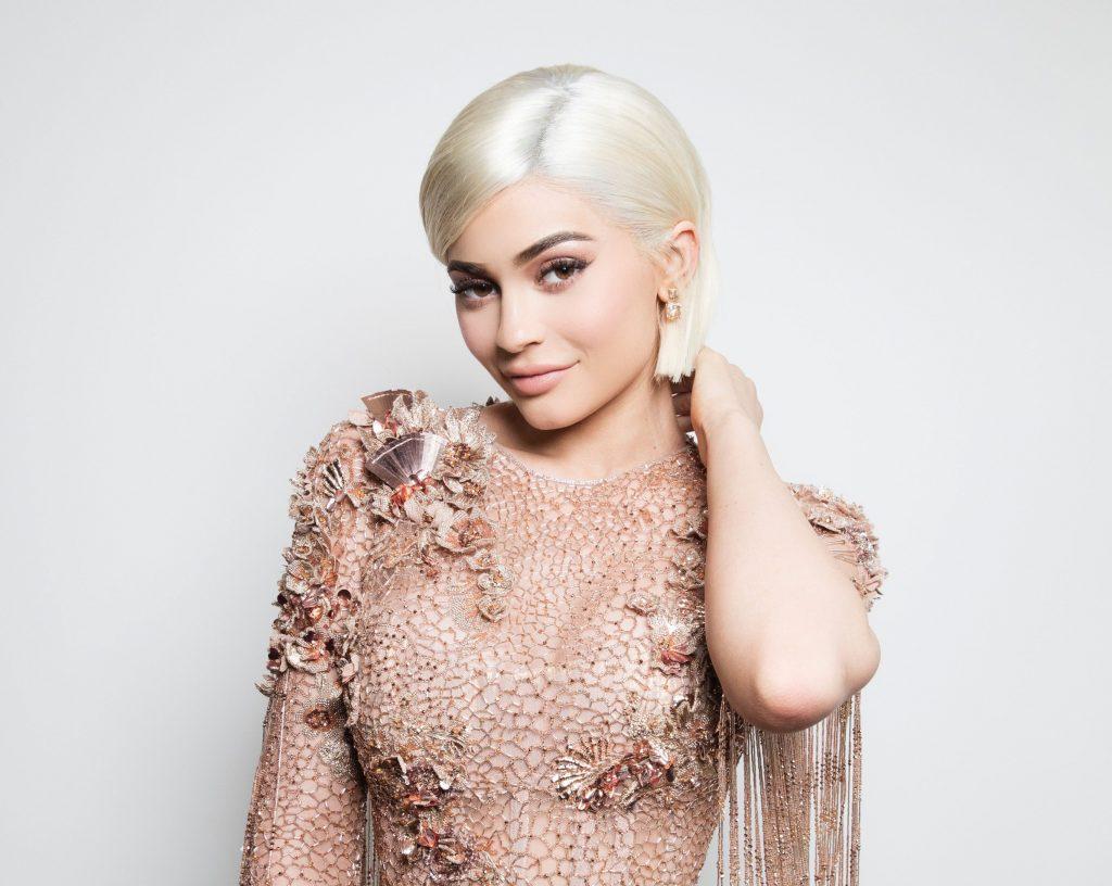 Kylie Jenner 2017 Wallpaper