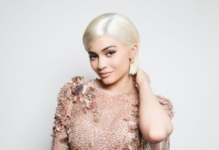 Kylie Jenner 2017 Wallpaper