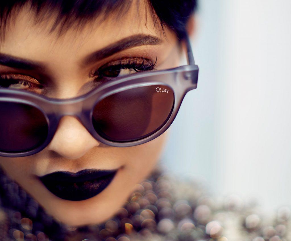Kylie Jenner Quay 2018 Wallpaper