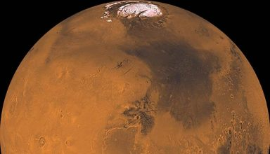 زمین و مریخ