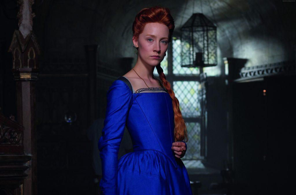 Mary Queen of Scots Saoirse Ronan 5k Wallpaper
