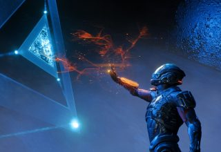 Mass Effect Andromeda PC Game 2017 Wallpaper