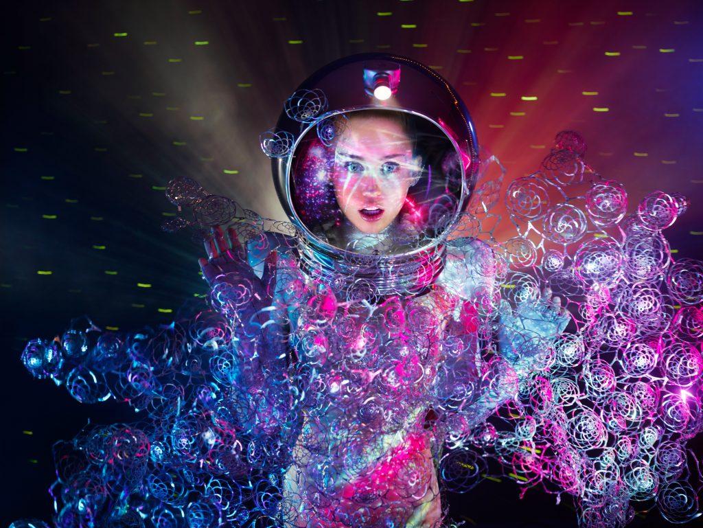 Miley Cyrus 8k Wallpaper