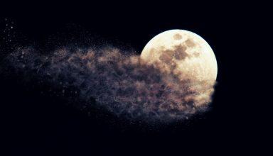 Moon Astronomy Planet Sky Wallpaper