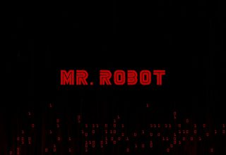 Mr. Robot Logo Wallpaper