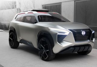 Nissan Xmotion Concept Wallpaper