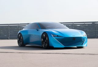 Peugeot Instinct Concept Car 4k Wallpaper