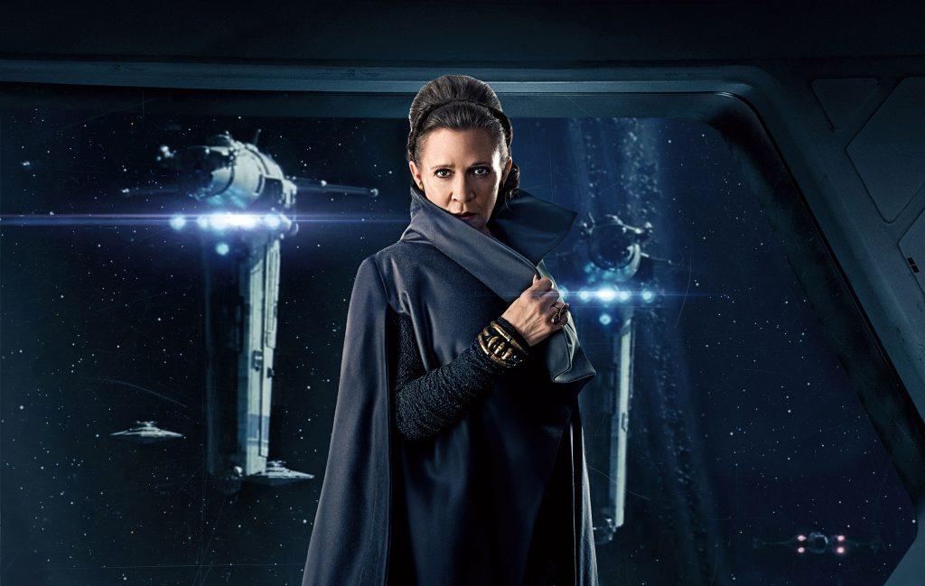 Princess Leia Star Wars: The Last Jedi 2017 Wallpaper