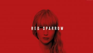 Red Sparrow Jennifer Lawrence Poster Wallpaper