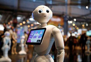 ربات فروشنده