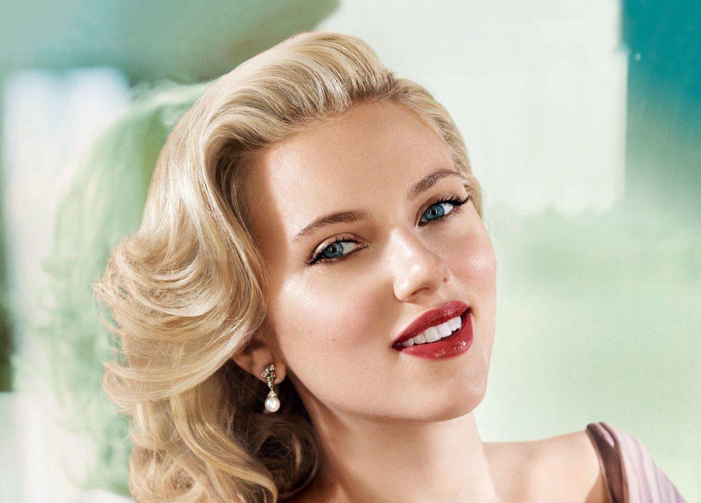 Scarlett Johansson 2018 Wallpaper