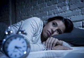 کم خوابی و بد خوابی