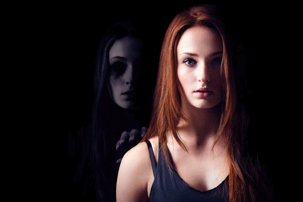 Sophie Turner Another Me Movie Wallpaper