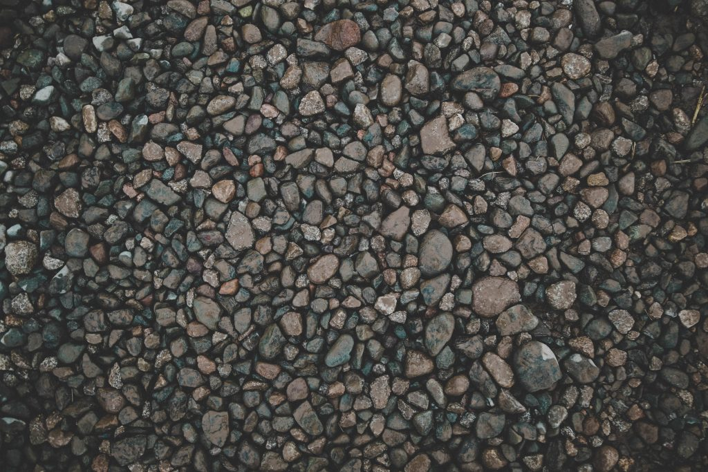 Stones Wet Surface Marine Wallpaper