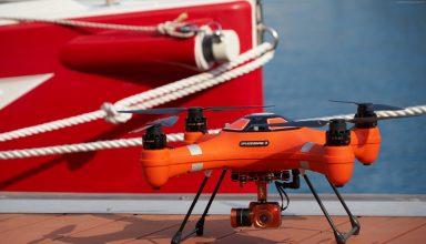 Swellpro Splash Drone 3 CES 2018 Wallpaper