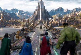 Thor: Ragnarok Movie 2018 Wallpaper