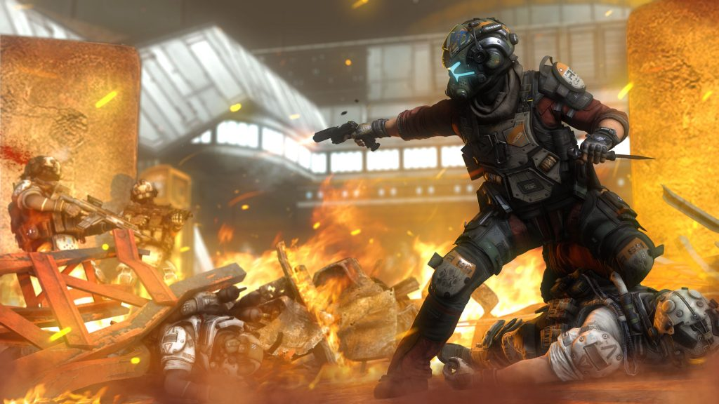 Titanfall 2 Best Video Game of 2017 Wallpaper