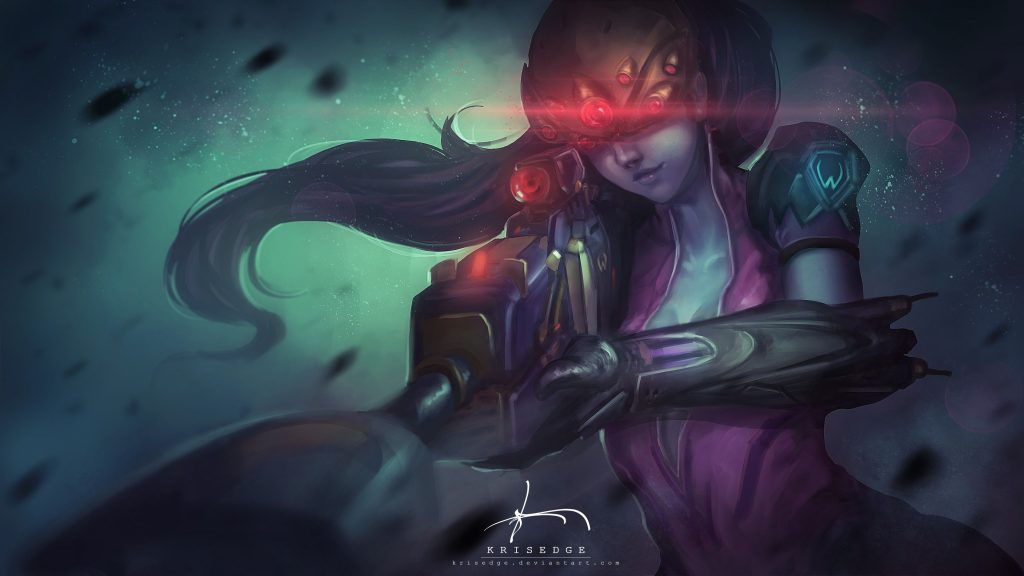 Widowmaker Overwatch Wallpaper