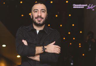 نوید محمدزاده - شهاب اسدی - جشنواره فیلم فجر 96