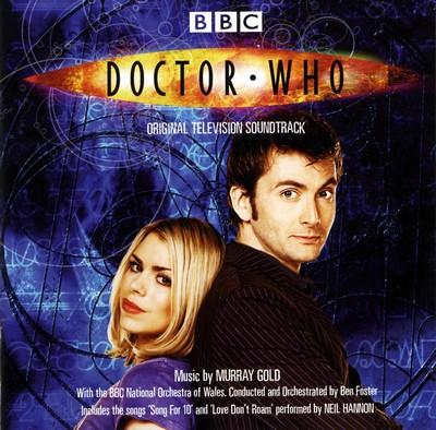 دانلود موسیقی متن سریال Doctor Who Season 1-2 – توسط Murray Gold