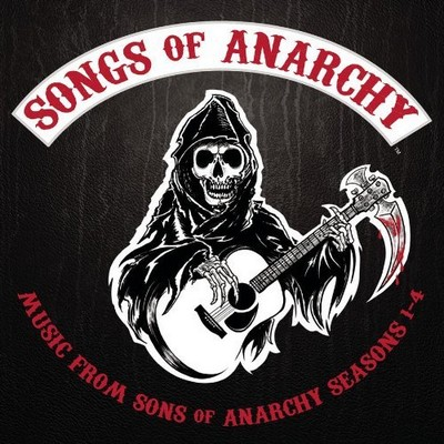 Sons Of Anarchy Seasons 1-4