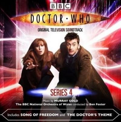 دانلود موسیقی متن سریال Doctor Who Season 4 – توسط Murray Gold