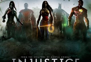 دانلود موسیقی متن بازی Injustice Gods Among Us – توسط Christopher Drake Rich ,carle Dean Grinsfelder,Dan Forden, Cris Velasco, Sascha Dikiciyan